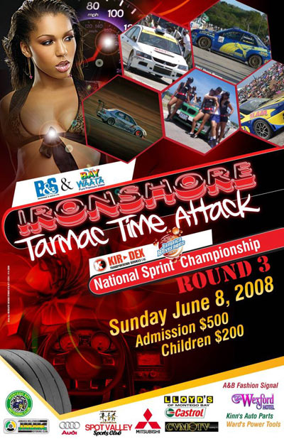 187 Ironshore Sunday June 8 Jamaica Millennium Motoring